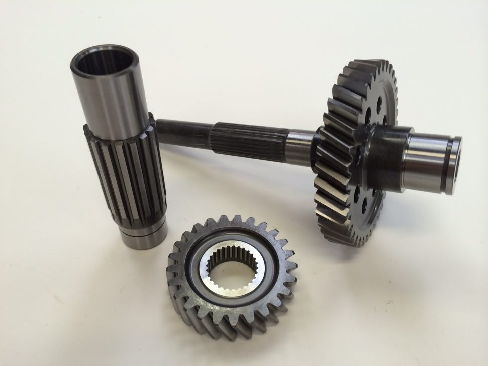 Nissan GTR R35 4WD Gear Set