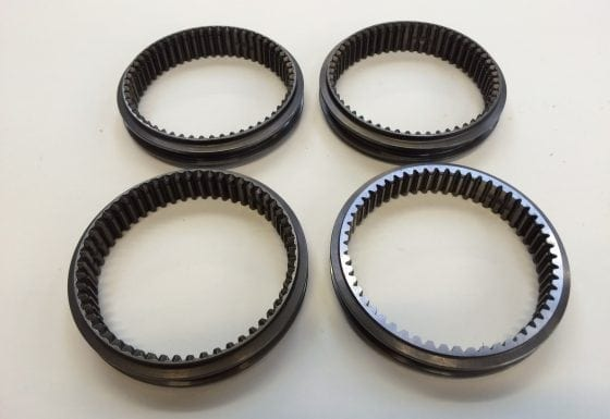 Albins Synchro Ring Set